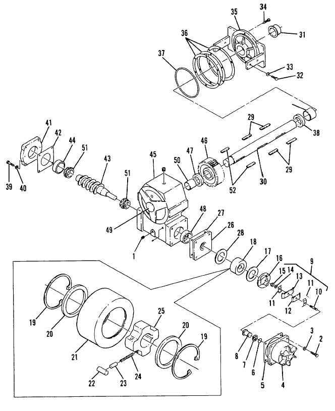 Exploded Diagram Of Winch