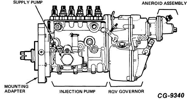 international 466 engine diagram