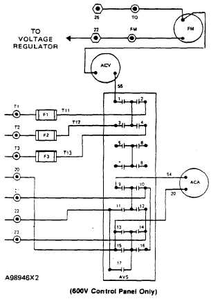 TM 55 1930 209 14P 9 4_262_2 ammeter wiring diagram how to wire an amp meter with a shunt teleflex volt gauge wiring diagram at panicattacktreatment.co